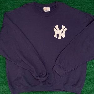 Vintage 90s NY Yankees sweatshirt